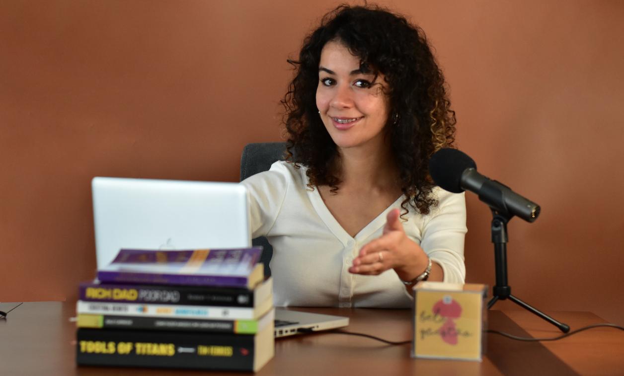 Amália Carvalho Episódio sobre livros e audiolivros