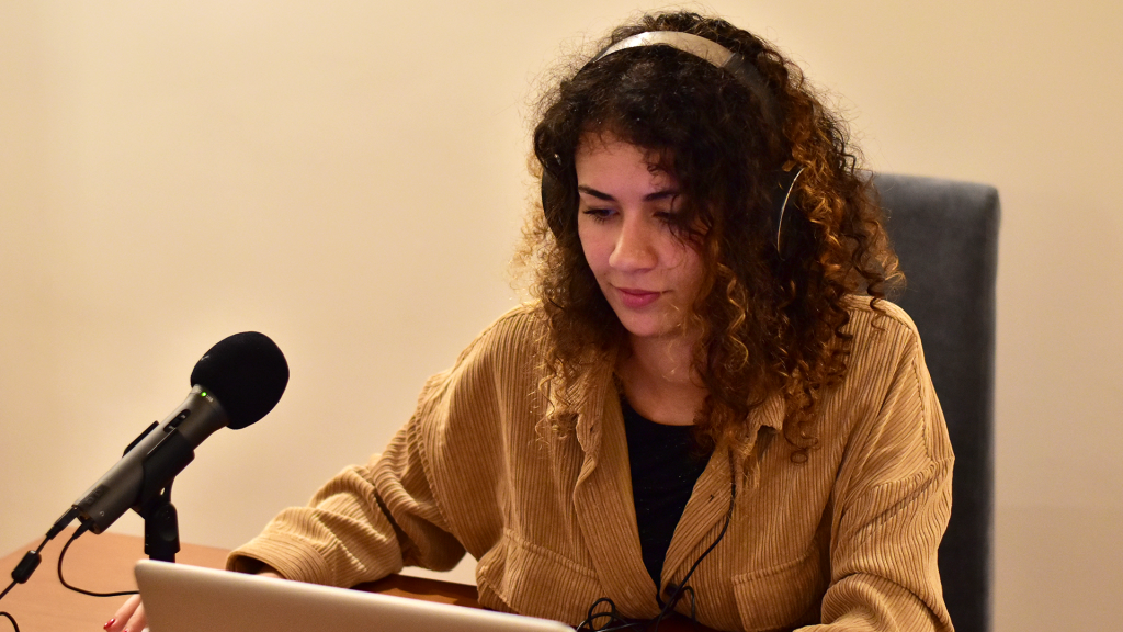 Amalia Carvalho no podcast Bela Questao sobre vulnerabilidade